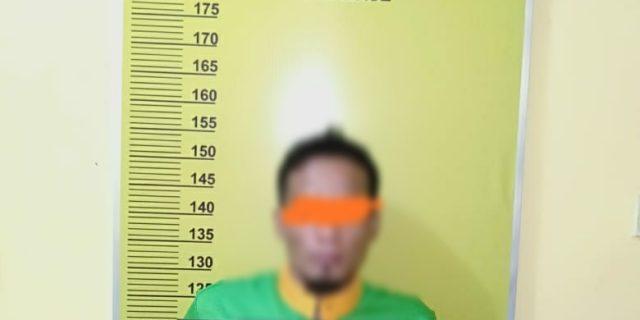 Polsek Tebingtinggi Amankan Satu Tersangka Pencurian, Satu Orang DPO
