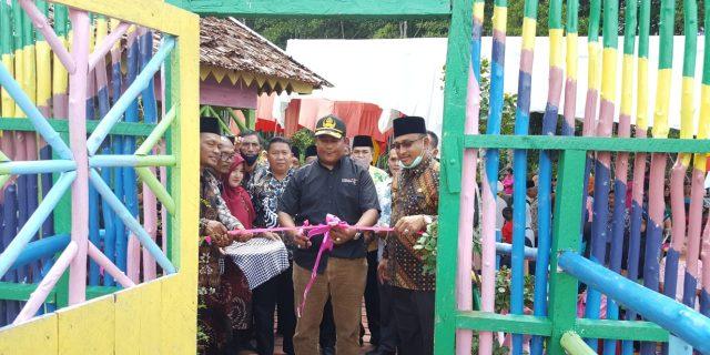 Destinasi Wisata Jembatan Saka Raja Desa Sesap Terbuka Untuk Umum