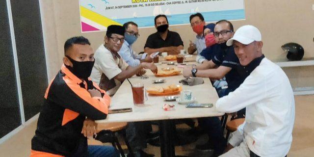 DPD PNTI Kota Tanjungpinang Melakukan Rapat dan Silaturahmi