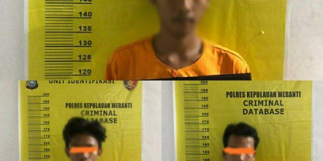 Bobol Sekolah, Tiga Pemuda di Meranti Ditangkap Polisi