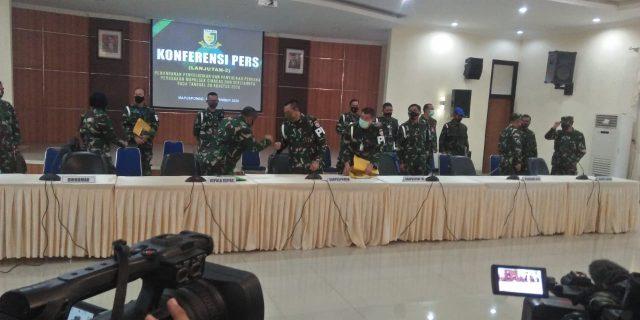 Sejauh 8 Kilometer oknum TNI rusakan Fasilitas Warga