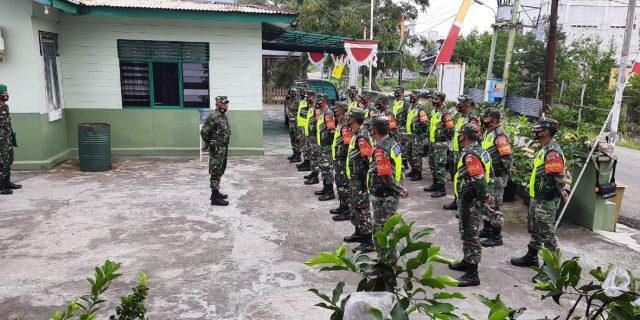 Siaga Pemilukada 2020, Mayor Bismi Tambunan : Terus Jalin Silaturahmi dan Menghimbau Kepada Masyarakat Agar Bersinergi Dengan TNI