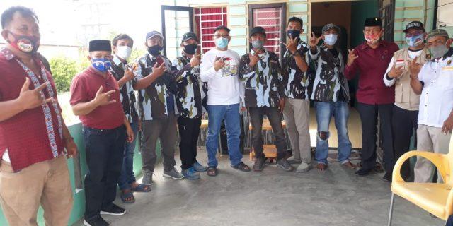 IPK Kualuh Ledong Siap Dukung Haji Rizal Munthe – Aripay Tambunan Jadi Bupati dan wakil Bupati Labura