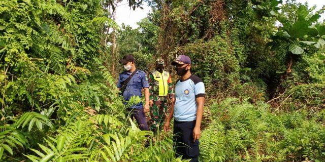 Maraknya Covid-19 di Kepulauan Meranti, Babinsa Koramil 02 Tebing Tinggi Tetap Laksanakan Patroli Rutin Karhutla