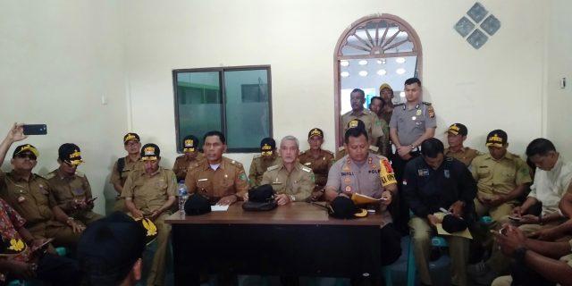 Selain Menutup Kantor Desa Forum APDESI Meranti Akan Lapor Ke Presiden Jokowi