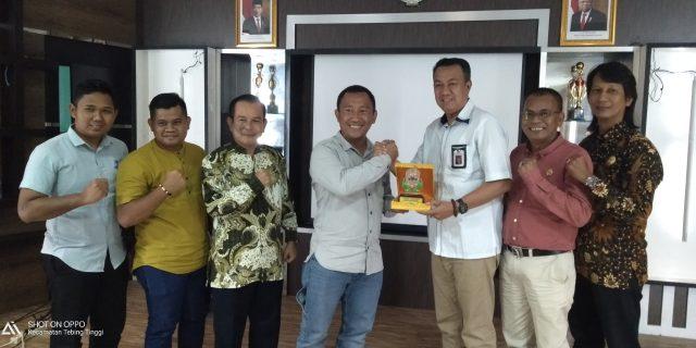 DPRD Kepulauan Meranti Sambut Kunjungan Kerja Pimpinan DPRD Bintan