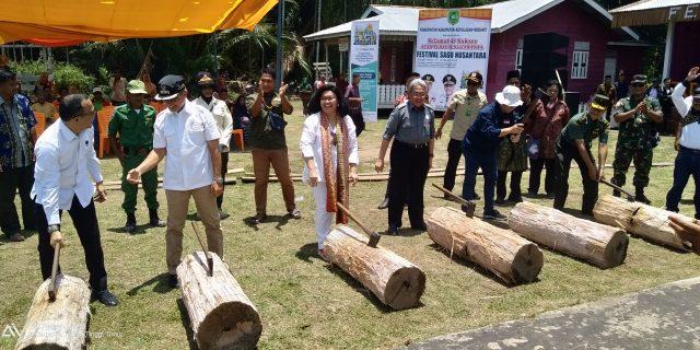 Festival Sagu Nusantara tahun 2020, Lestarikan Peradaban Ekologi Sagu di Bumi Meranti