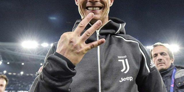 CR7 Sampaikan 5 Kalimat ini Usai Cetak 3 Gol untuk Juventus