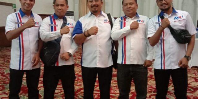 DPC MOI Meranti Ikuti Rakernas Ke-1 di Jakarta