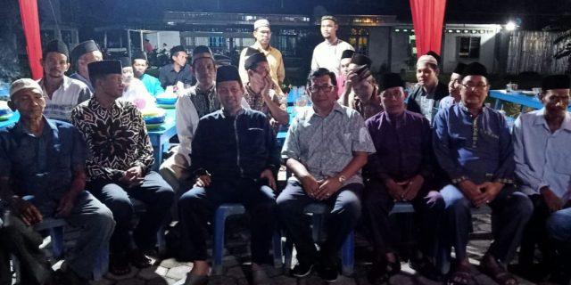 Masrul Kasmy-Yulian Norwis Hadiri Syukuran Di Desa Insit