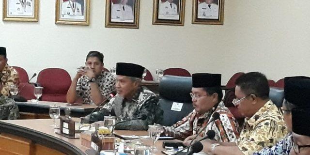 Terkendala Aksesbilitas Karena Rusaknya Infrastruktur Jalan dan Pelabuhan, Meranti Usul Penundaan Jadi Tuan Rumah MTQ Ke-39 Provinsi Riau 2020