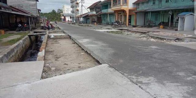 Bupati Meranti Irwan : Mulai Hari Ini Status Desa Bandul PSST Bukan Lockdown
