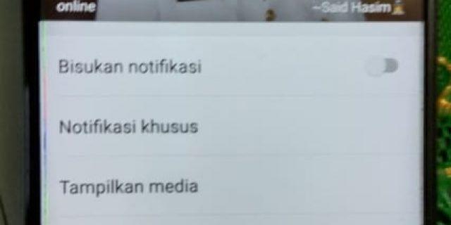 Menggunakan foto Profil Wakil Bupati Meranti untuk Meminta Transfer Uang