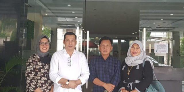 Kabar Gembira, Dua Putra Daerah Asli Meranti H Asmar dan H Adil Sepakat Berpasangan