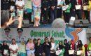 """""""Generasi Sehat Indonesia Unggul"""" Ribuan Masyarakat Meranti Mengikuti Kampanye GERMAS Di Taman Cik Puan"""