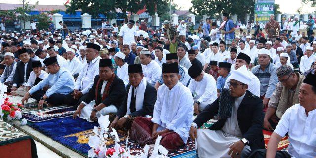 Wildan Ucapkan Selamat Idul Adha 1439 H ke Masyarakat Labusel