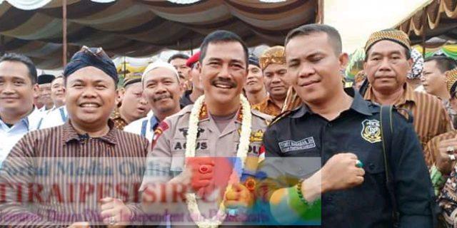 Kapoldasu,Irjen Pol Agus Andrianto,Hadiri Pelantikan Pengurus Pujakesuma Labuhanbatu