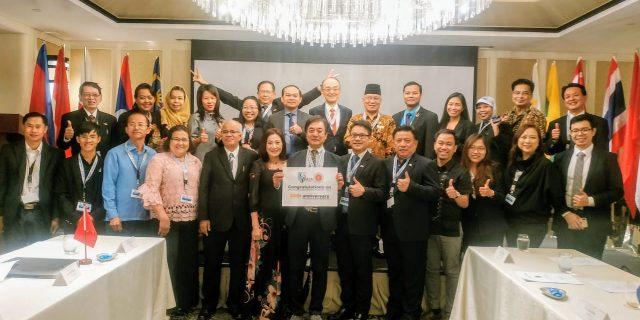 ECM AJAFA-21 di Philipina Sukses,Indonesia Siap Jadi Tuan Rumah RLF