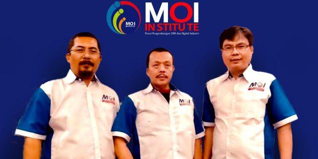 Launching 'MOI Institute' Tingkatkan Kompetensi SDM dan Digital Industri