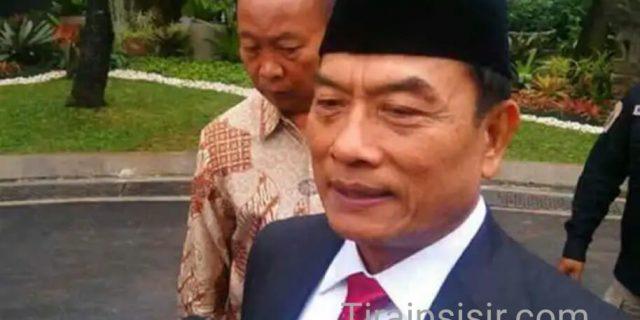 Moeldoko Minta Kapolri Usut Tuntas Kericuhan Saat Perayaan May Day di Bandung
