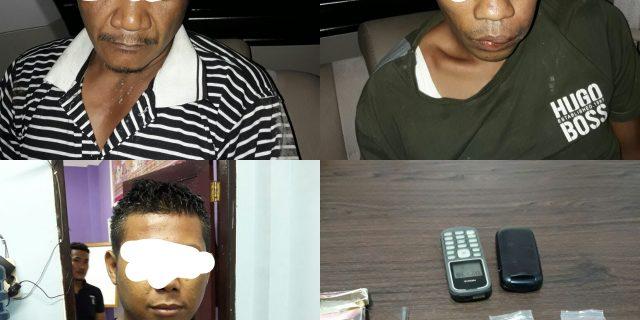Pelaku Penyalahgunaan Narkoba Ini Diringkus Polisi Di Dalam Kandang Ayamnya