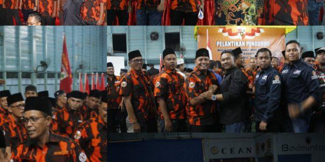 69 Pengurus MPC PP Meranti 2019-2023 Resmi Dilantik