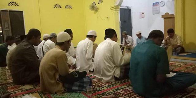 Masyarakat Desa Muntai Gelar Majelis Sholawat