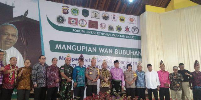Kerukunan Banjar Gelar Acara Mangupian/Coffe Morning di Balai Rungsari Rumah Melayu Kalbar