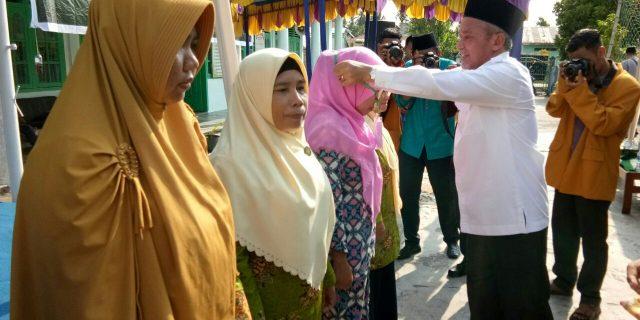 Wakil Bupati Kepulauan Meranti,H.Said Hasyim Buka Pelatihan Mubalighat