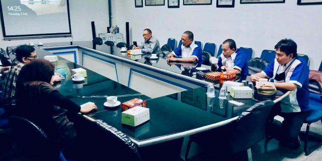 MOI Cetak Rekor Pra Uji Kompetensi 268 Wartawan Anggota Lewat Zoom