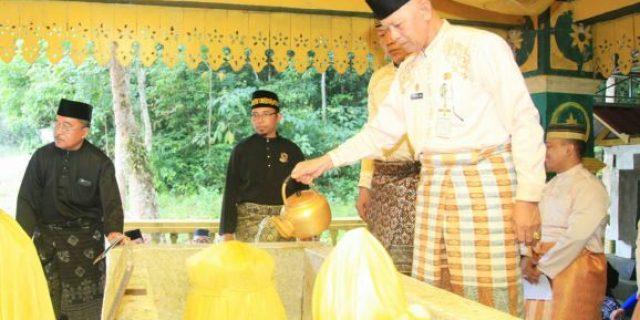 Hari Jadi Tanjungpinang ke-235,Walikota Ziarah Makam Leluhur