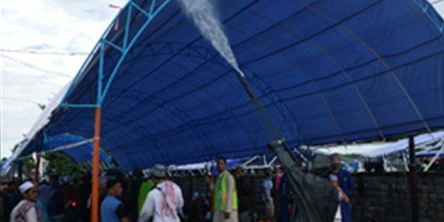 Peristiwa Muslim di Indonesia Berhenti Di Tengah Ketakutan Coronavirus