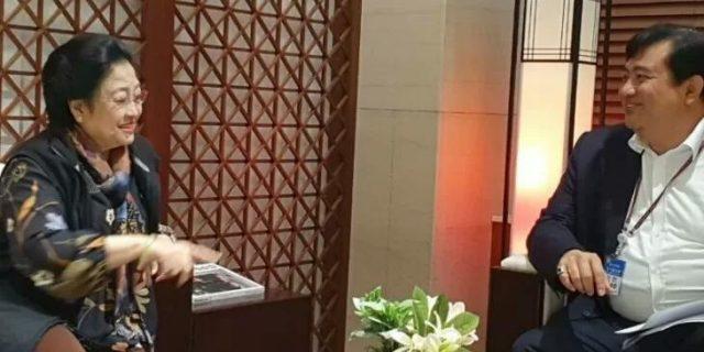 Megawati Tiba Di Korsel Hadiri DMZ International Forum