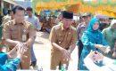 Bupati Inhil,HM.Wardan Hadiri Peringatan Hari Cuci Tangan Pakai Sabun Sedunia