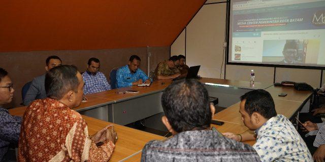 Komisi II DPRD Bengkalis, Mendorong Dan Mendukung Aplikasi Berbasis Mobile