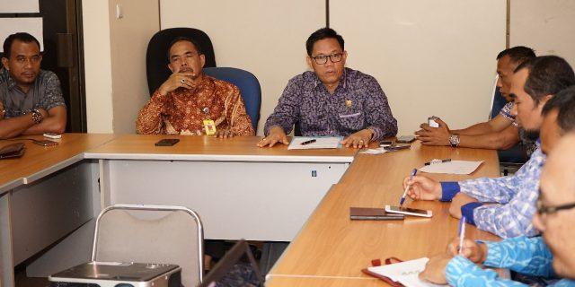 Komisi II DPRD Bengkalis,Terkait Media Center, Stuban ke Batam