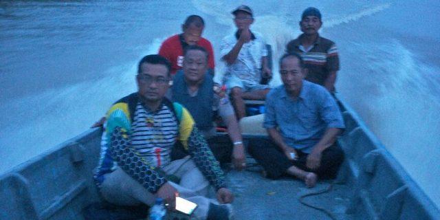 Kunker Kapolres Labuhanbatu : Speed Boat Tenggelam,Dandim 0209/LB Terjun Langsung Mencari Korban