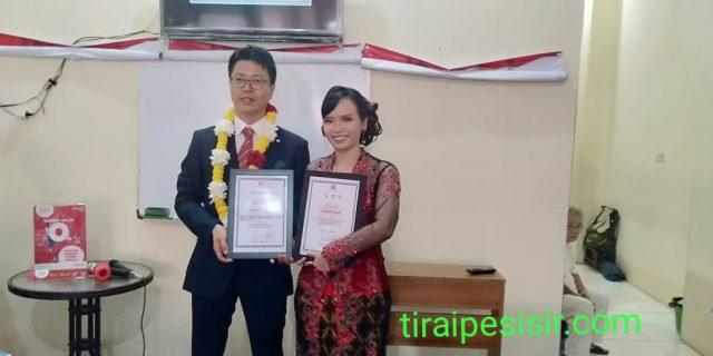 Mr.Lee dan Ibu Selvi Resmikan Alat-Alat Kesehatan Happy Dream Indonesia