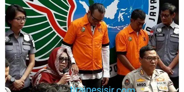Suami Nunung Pernah Minta Kado Supaya Istrinya Berhenti Sabu