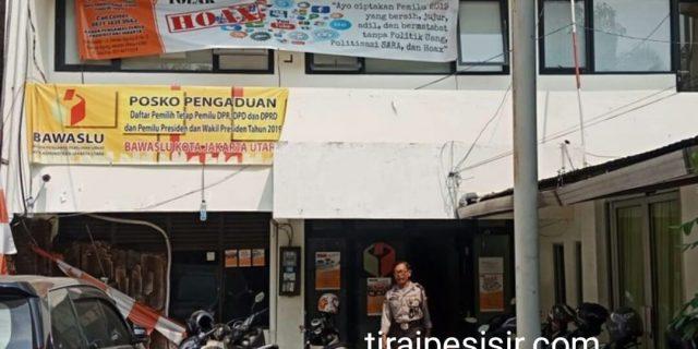 Bawaslu Jakarta Utara OTT,Amankan Sejumlah Amplop