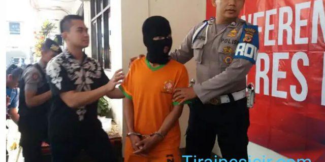Haryanto Alias Judil (23) Pembunuh Sadis Anak Berusia 8 Tahun Dijerat Pasal Berlapis