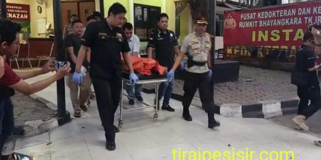 Todong Pistol ke Polisi Saat Menggeledah,Bandar Narkoba Tewas Duluan Ditembak