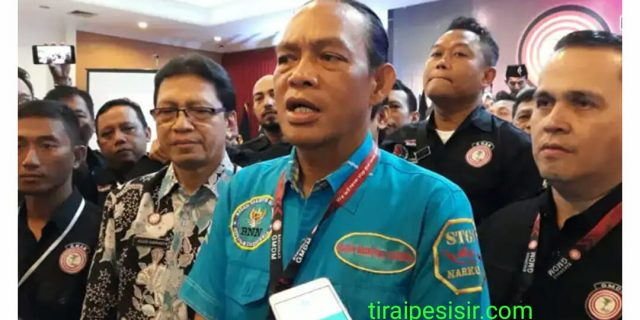 BNN Gagalkan Penyeludupan 102 Kg Sabu dan 102,657 Butir Ekstasi Asal Malaysia