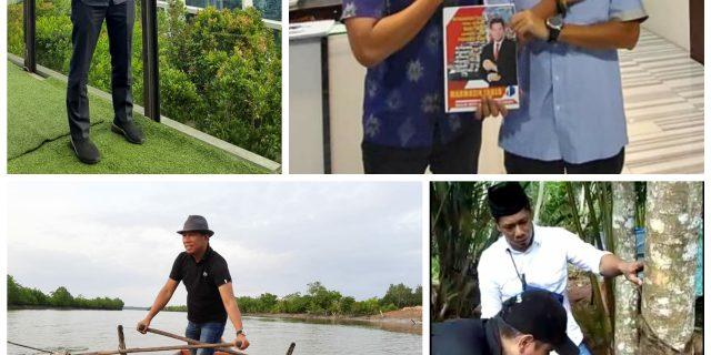Sukses Di Rantau, Mahmuzin Taher Siap Bangun Kampung Halaman