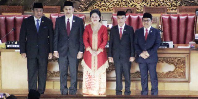 Sah,Ini 5 Pimpinan DPR RI Periode 2019-2024