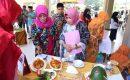Wakil Walikota Tanjungpinang,Hj.Rahma,Jadi Juri Lomba Memasak Asam Pedas