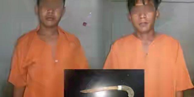 Sadis !!! Dua Orang Ini Aniaya Teman Sebayanya Hingga Tewas