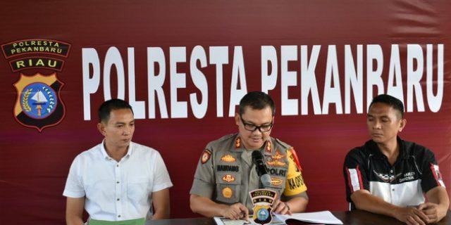 Sepanjang 2019, Polresta Pekanbaru Minim Ungkap Kasus Korupsi