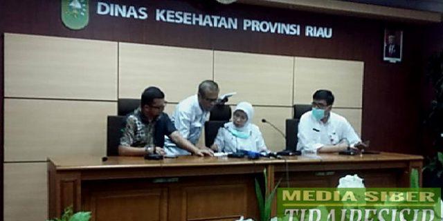 Seorang Warga Riau Positif Virus Corona