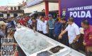 Bandar Internasional Selundupkan 35 Kg Shabu di Kabin Speedboat